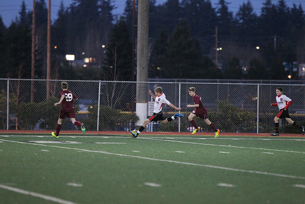 Game vs PacNW (2013_11_23)